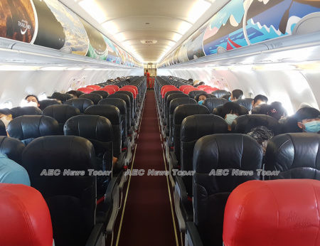 All passengers flying in to Cambodia will be subject to advanced COVID-19 screening