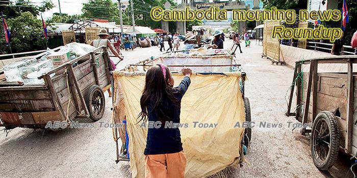 Cambodia morning news for June 11