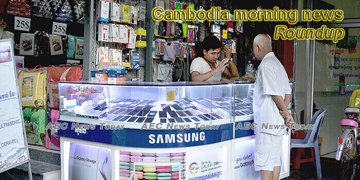 Cambodia morning news for June 25