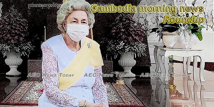 Cambodia morning news for June 16