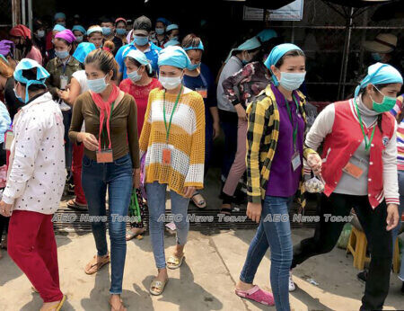 Displaced garment workers to get a monthly payment of US$70
