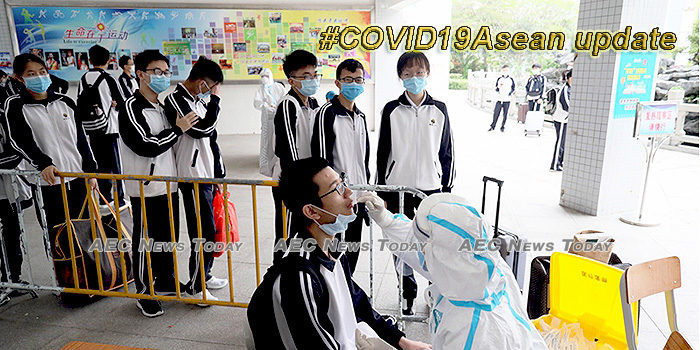 COVID-19 in Asean: update for June 16 — massive spike in Philippines critical cases