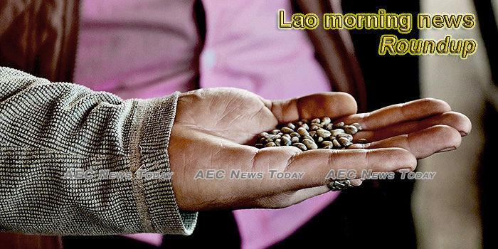 Lao morning news for June 19