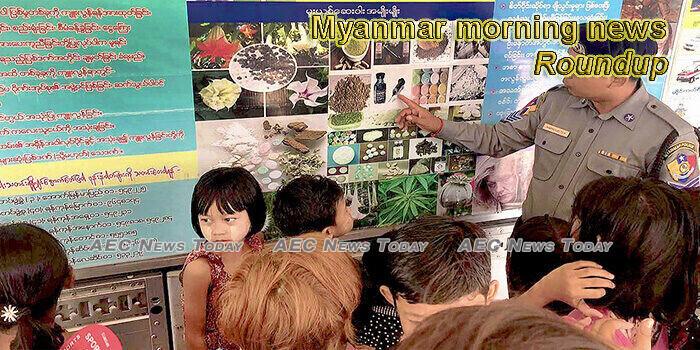 Myanmar morning news for June 24