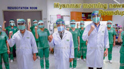 Myanmar morning news for July 3