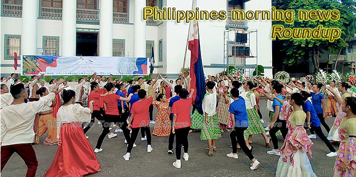 Philippines morning news for June 8