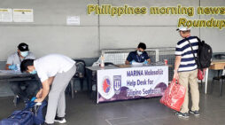 Philippines morning news for June 26