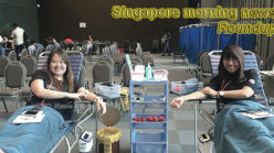Singapore morning news for June 10