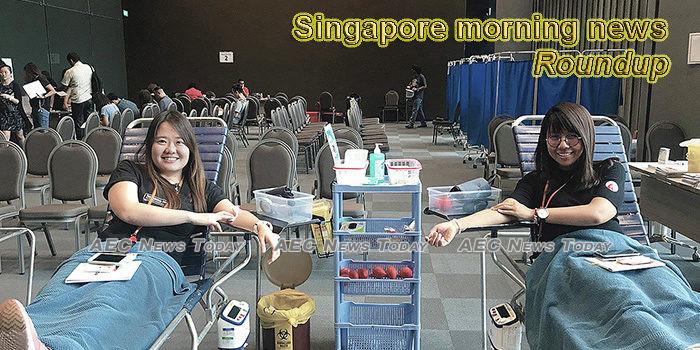 Singapore morning news for June 11