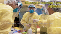 Singapore morning news for July 3
