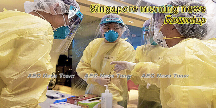 Singapore morning news for June 30