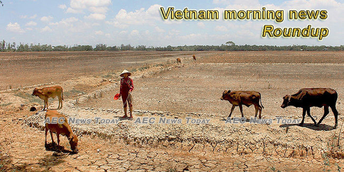 Vietnam morning news for June 15