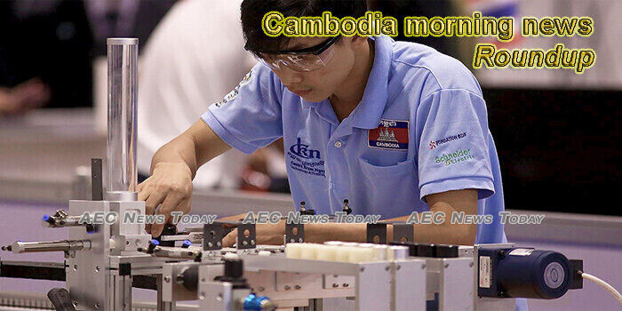 Cambodia morning news for July 16