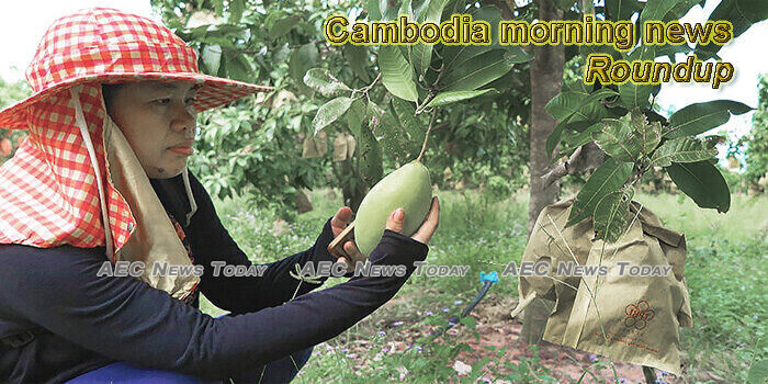 Cambodia morning news for July 23