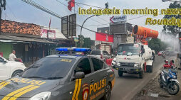 Indonesia morning news for July 9