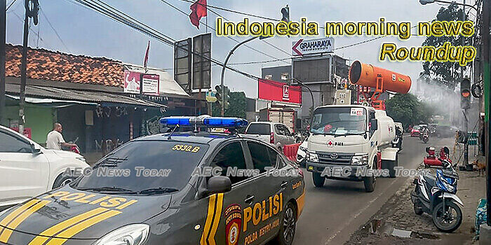 Indonesia morning news for July 10