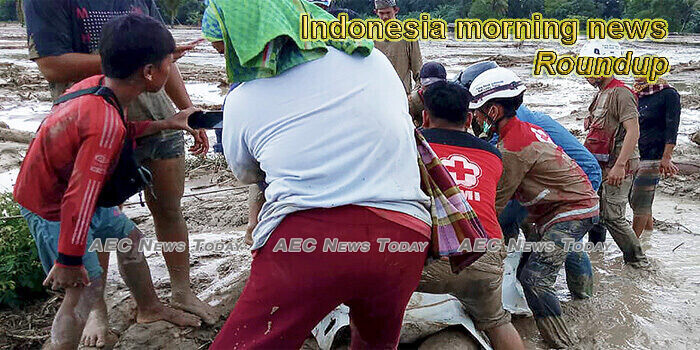 Indonesia morning news for July 20