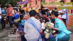 Lao morning news for July 10