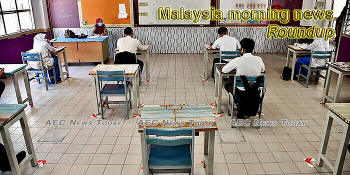 Malaysia morning news for July 9
