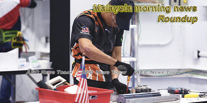 Malaysia morning news for July 13