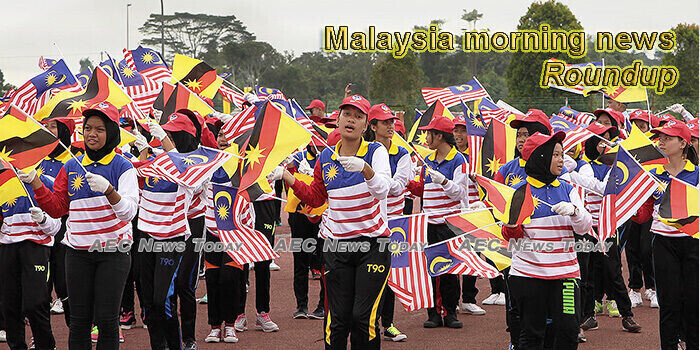 Malaysia morning news for July 24