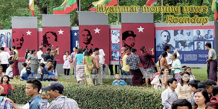 Myanmar morning news for July 23