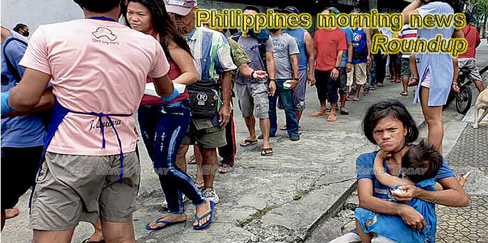 Philippines morning news for July 21