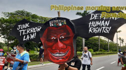 Philippines morning news for July 10