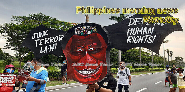 Philippines morning news for July 9