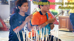 Thailand morning news for July 6