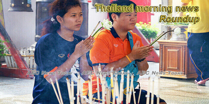 Thailand morning news for July 8