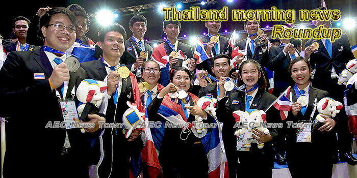 Thailand morning news for July 16