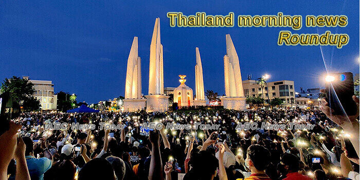 Thailand morning news for July 20