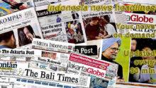 Indonesia news headlines