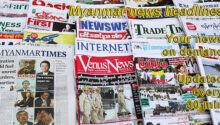 Myanmar news headlines