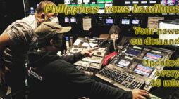 Philippines news headlines